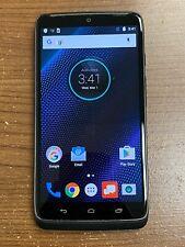 New listing Motorola Droid Turbo Xt1254 Cellphone (Black Nylon 32 Gb) Verizon Gsm Unlocked