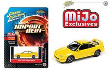 Johnny Lightning Acura Integra Type R 2001 Yellow Jlcp7251 1/64
