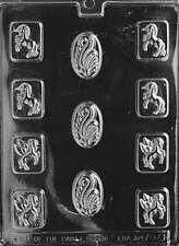 Mythological Unicorn Mints Chocolate & Soap Mold - Ao041 11 per mold