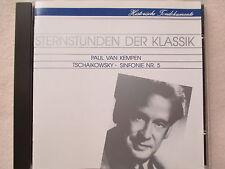 Tschaikowsky Symphonie Nr. 5, Capriccio Italien - van Kempen - CD West Germany