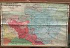Map Krolestwo Polskie I Wielkie Ksiestwo Litewskie, Polish School Vintage Map