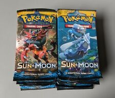 36x SUN AND MOON BASE SET - SEALED BOOSTER PACKS ' BOOSTER BOX ' Umbreon LOT2