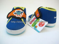 54% OFF AUTH FISHER PRICE BABY BOY'S SHOES NIGEL SZ 3 / 12-18 mos BNEW IN BOX