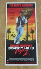 BEVERLY HILLS COP 2 ORIGINAL 1987 CINEMA DAYBILL  FILM POSTER Eddie Murphy 80's