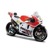 Motocicletas y quads de automodelismo y aeromodelismo Maisto Ducati