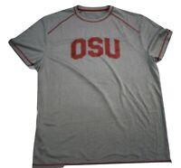 J America Mens Ohio State Buckeyes Shirt New L