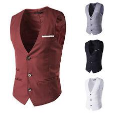Hombre Alta Calidad Algodón mezclas negro/blanco/gris / Rojo XS-L Adulto Formal