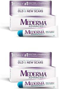 20 gm Tubes MEDERMA Gel Skin Care For Reduces Scars Ayurvedic Herb Free Shipping