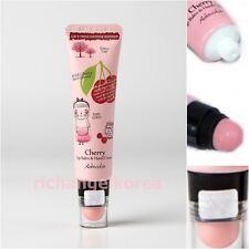 Adoniskin Tomo Fruit Cherry Hand Cream Lip Balm Moisture Nails Korean Cosmetic