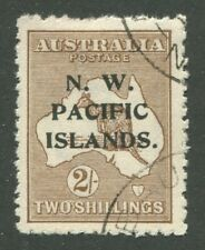 North West Pacific Islands #21 Used