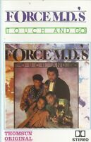 Force M.D.'s .. Touch And Go. Import Cassette Tape