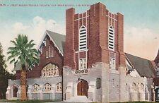 "*California Postcard-""First Presbyterian Church"" /San Bernardino/ (U1-32)"