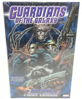Guardians of the Galaxy Abnett Lanning Omnibus Marvel Comics HC New Sealed $100
