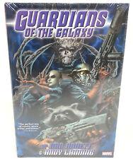 Guardians of the Galaxy Abnett Lanning Omnibus Marvel Comics HC New Sealed $100