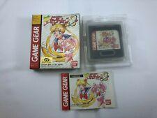 Bishojo Senshi Sailor Moon S; Sega Game Gear; Japan Import