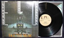 "Elo Electric Light Orchestra ""Face The Music� Backmasking Non-Cd Open 1975"