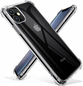 Case for Apple iPhone 11 11 Pro Max ShockProof Soft Cover TPU Silicone Cover