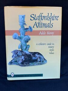 Staffordshire Animals Collectors Guide Price Guide