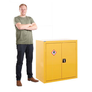 Hazardous Storage Cabinets | H900 x W900 x D460mm | CoSHH Cabinets
