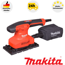 Makita m9203 lijadora Maktec lijadora vibrationsschleifer 190w