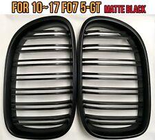 M-Potencia 9 barras de rejilla 3 color de la cubierta del riñón Clips para BMW 5 Series GT F07 2009-17