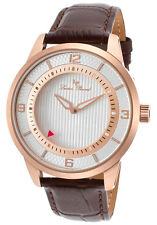 Lucien Piccard Grotto Mens Watch LP-15024-RG-02S-BRW