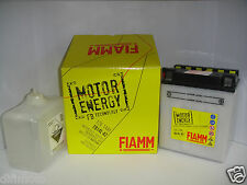 BATERÍA FIAMM MOTOR ENERGÍA YB14L-A2 MOTO GUZZI NEVADA CLASSIC-EAGLE NEGRO 750