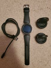 Samsung Galaxy Watch 46mm Bluetooth LTE Unlocked w/ 2 Charging Docks and Cord