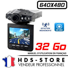"Kamera Auto an Bord Carhddvr 640X480 6 Ir LED + Karte 32 Go Video TFT 2,5 """