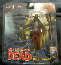 The WALKING DEAD Officer Blood-Splattered RICK GRIMES new NIP NYCC 2011 Series 1