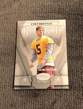2008 COLT BRENNAN LEAF CERTIFIED ROOKIE REDSKINS #0035/1500