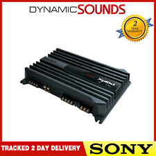 Sony XM-N1004 4/3/2 Channel 1000W Automatic Thermal Control Car Amplifer