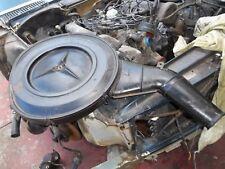 72-75 Mercedes 450 SL SLC ORIGINAL Mercedes AIR CLEANER ASSEMBLY metal NICE OEM.