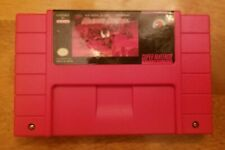 Vintage Super Nintendo Spider-Man Venom Maximum Carnage SNES Marvel Comic Game