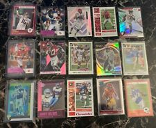 2021 PANINI CHRONICLES DRAFT PICKS ROOKIE CARDS PINK GOLD & BASE PICK YOUR CARD