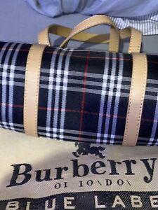 Authentic BURBERRYS BLUE LABEL Handbag