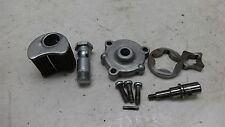1979 Yamaha XS650 XS 650 YM250B. Engine oil pump filter assembly