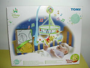TOMMY DISNEY WINNIE THE POOH BABY MOBILE VGC