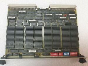 Motorola MVME236-3 VMEModule Single Board Computer 16Mb, P/N 84-W85501B01C