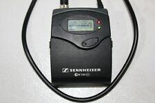 Sennheiser EK100 3G Freq range 628-668MHz