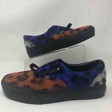 Vans Era Mix Leopard Mens Size 8.5  Skate Shoes  Womens 10