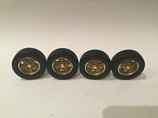 1:18 Classic Carlectables HZ GTS Gold Honeycomb Wheels