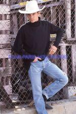 MICHAEL HUTCHENCE INXS 90s DIAPOSITIVE DE PRESSE ORIGINAL VINTAGE SLIDE #44