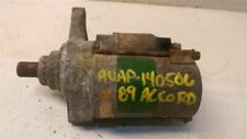 2.0L Automatic,Starter for 86-89 Honda Accord