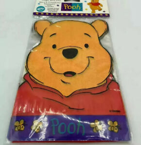 Winnie the Pooh Lollipop Bags Winnie the Pooh Small Loot Bags Pack of 25