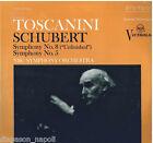 Toscanini: Schubert; Sinfonie N.5, 8 (Incompiuta) LP Rca Victrola VICS 1311 (e)