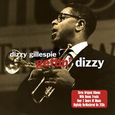Dizzy Gillespie GETTIN' DIZZY World Statesman AFRO Birk's Work NEW SEALED 2 CD