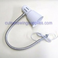 SEWING MACHINE FLEXIBLE GOOSENECK WORKING LAMP LIGHT