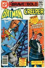 BRAVE AND THE BOLD   143    BATMAN  & THE CREEPER