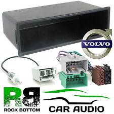 Volvo S40 2002-2004 Single DIN Car Stereo Pocket Fascia Tray Aerial ISO & Keys